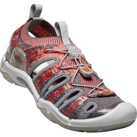 Keen Evofit 1 Sandals Women Crabapple/Summer Fig